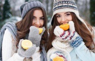 Kış hastalıklarından korunmak için nasıl beslenmeliyiz?
