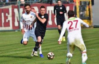 Manisa Futbol Kulübü: 0 - İnegölspor: 2
