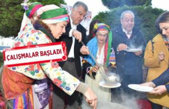 Narlıdere 'gastronominin' başkenti olacak