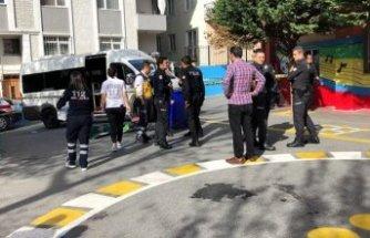 Servis minibüsü 4 yaşındaki çocuğu ezdi