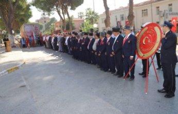 19 Eylül Gaziler Günü Bayındır'da kutlandı