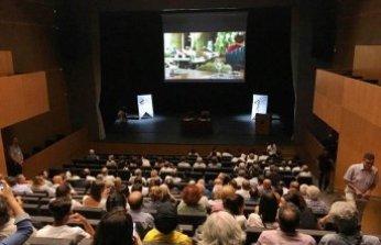 Bergama Çevre Filmleri festivali başladı