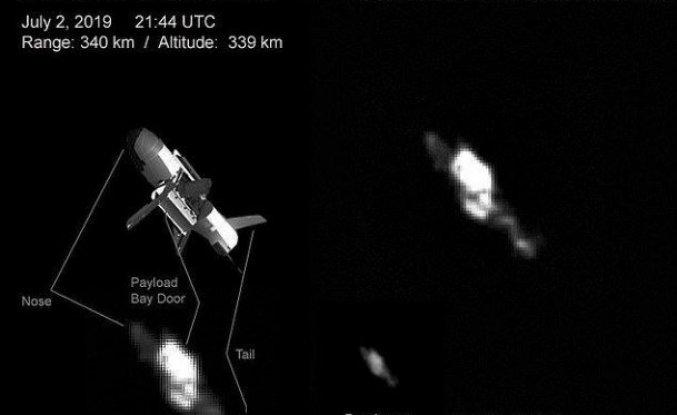 ABD'nin gizli uzay aracı rekor kırdı