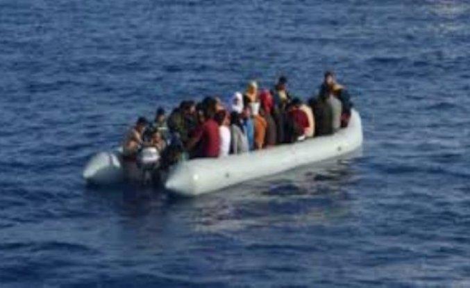 Didim'de kaçak göçmen operasyonu: 43 gözaltı