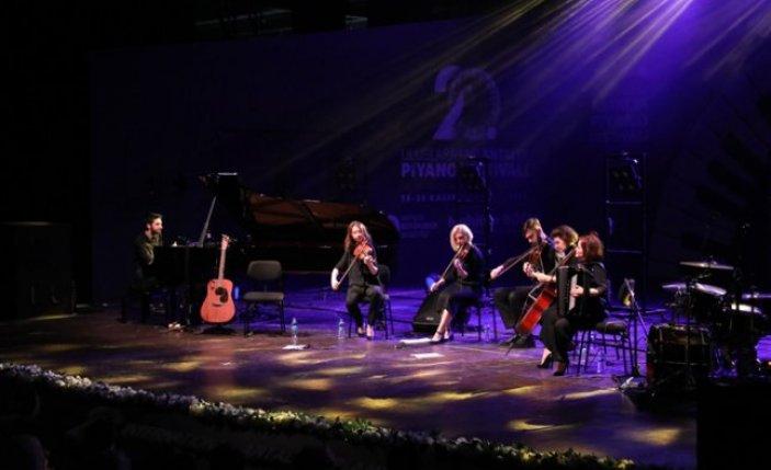 Piyano Festivali'nde muhteşem son!