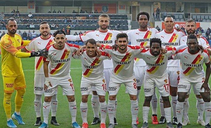 Göztepe'nin 5 maçlık yenilmezlik serisi sonlandı