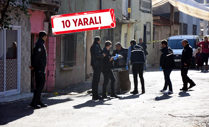 İzmir'de silahlı çatışma!
