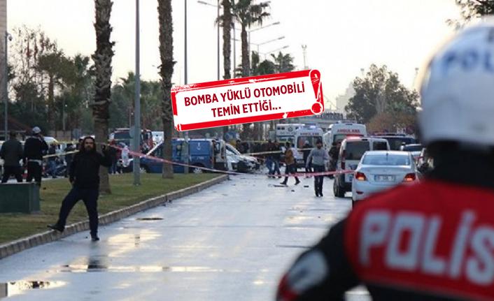 İzmir'deki terör saldırısında kırmızı bülten kararı!