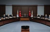 AK Parti'de MYK toplandı