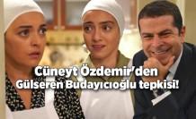 Cüneyt Özdemir'den Gülseren Budayıcıoğlu tepkisi!