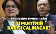 Kulisleri hareketlendiren bomba iddia! İttifak için İYİ Parti'nin kapısı çalınacak!