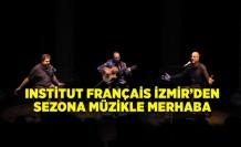 Institut français İzmir'den sezona müzikle merhaba