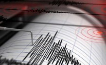 Datça açıklarında iki deprem