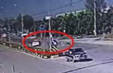 Tire'de trafik kazası: 88 yaşındaki sürücü öldü