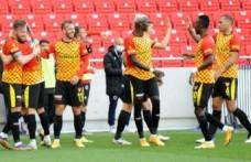 Göztepe'den Konyaspor'a geçit yok