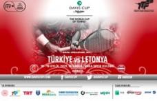 Davis Cup 18-19 Eylül'de ENKA Spor Kulübü'nde