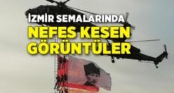 İzmir'in düşman işgalinden kurtuluşunun 99'uncu yıl dönümü coşkuyla kutlandı