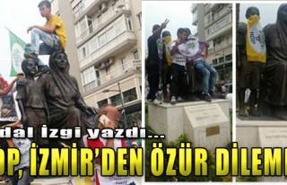 HDP, İzmir'den Özür Dilemeli...
