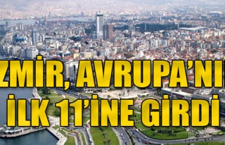 İzmir, Pilot Kentler Programında