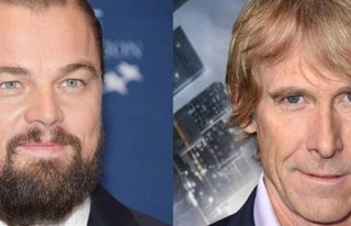 DiCaprio ve Bay Bir Arada
