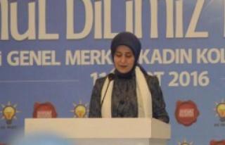Sare Davutoğlu Diyarbakır'da