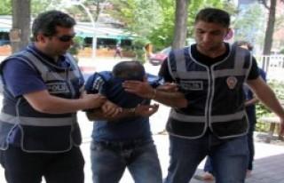 Suç İşleyip Kaçtı, Bolu'da Yakalandı