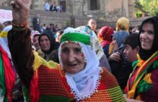 HDP Bitlis'te Seçim Kutlaması Yaptı