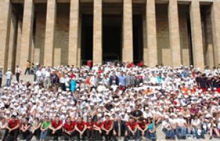 Anıtkabir'de Yunan Krizi