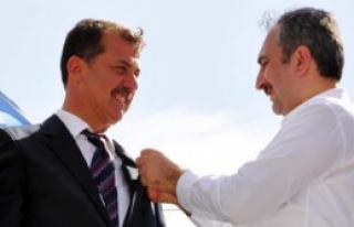 SP'li Başkan, Ak Parti'ye Katıldı