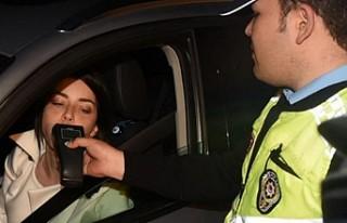 Merve'ye polis kontrolü