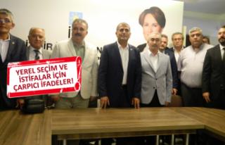 İYİ Parti İzmir İl Başkanı Kırkpınar, ilk...
