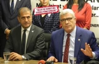 İYİ Partili Dervişoğlu'ndan çarpıcı açıklamalar!