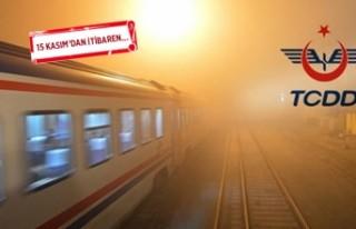İzmir Mavi Treni'nde rota değişti!