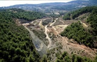Menemen'e 3'üncü baraj geliyor