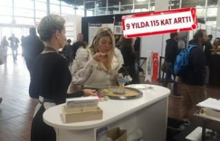 Türk su ürünleri sektörü ABD'de lezzet şovu...