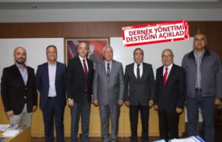 Anadolu Birliği Derneği'nden Selvitopu'na...
