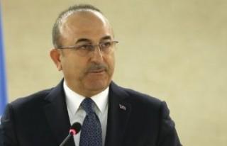 Bakan Çavuşoğlu'dan S-400 açıklaması