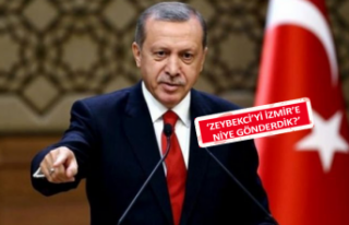Cumhurbaşkanı'ndan Denizli'de İzmir mesajı