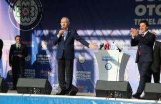 Kılıçdaroğlu: Herkesi kucaklayacağız