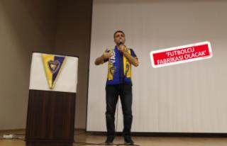 Mustafa Arslan'dan Bucaspor için  21proje