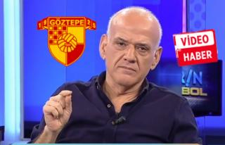 Ahmet Çakar sosyal medyada Göztepelilerin diline...