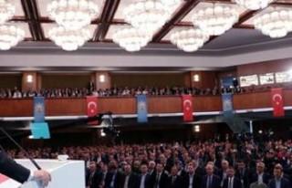 AK Partili başkanlara beş başlıkta talimat