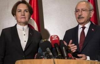 Kılıçdaroğlu ve Akşener'den ortak açıklama!