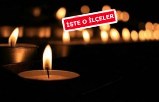Dikkat! İzmir'de 17 ilçede elektrik kesintisi
