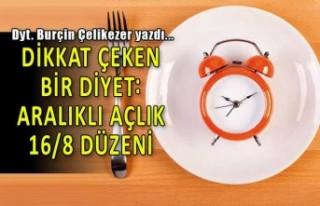 Dyt. Burçin Çelikezer yazdı: Aralıklı açlık;...