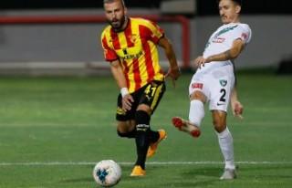 Göztepe'de gol yok, 3 puan yine yok!