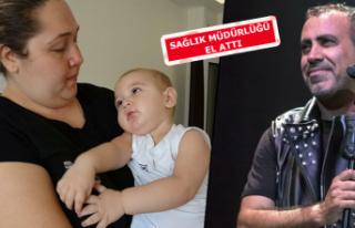 Haluk Levent'ten Minik Alperen için destek çağrısı