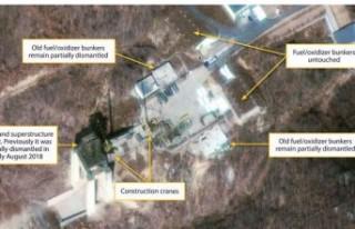 Kuzey Kore'den 'çok önemli tatbikat' çıkışı