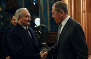 General Hafter 'Türkiye' gerekçesiyle Moskova'yı...