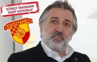 Göztepe Kulübü Başkan Vekili'nden Beşiktaş'ın...